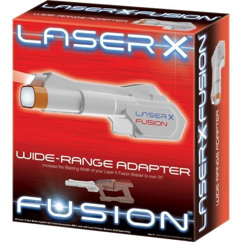 Adaptor de amplitudine pentru blaster Laser X Fusion - Jocuri in aer liber -