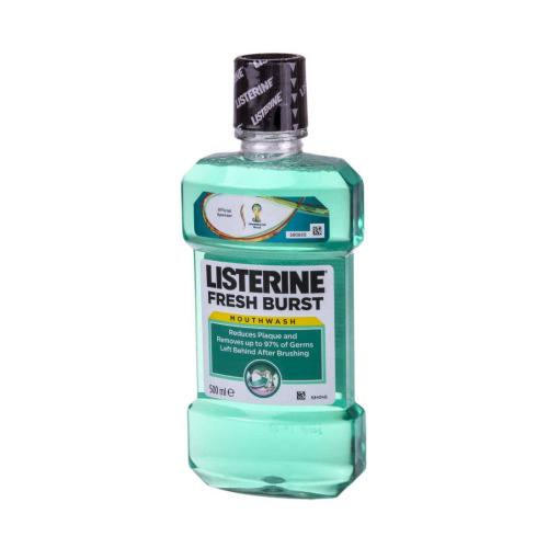 Apa de gura Listerine Fresh Burst – 500ml