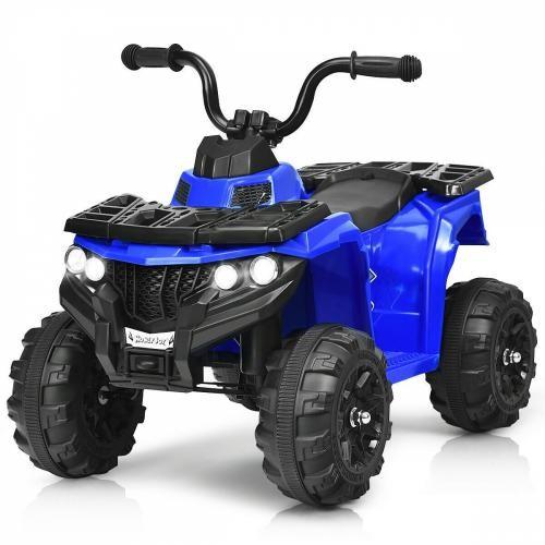 Atv electric 6V Nichiduta Racer 1 Blue - Masinute electrice -