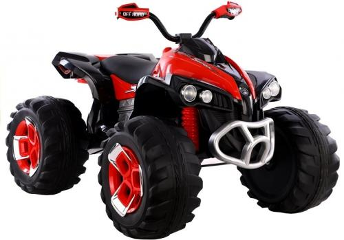 Atv electric cu telecomanda Off Road X Red - Masinute electrice -