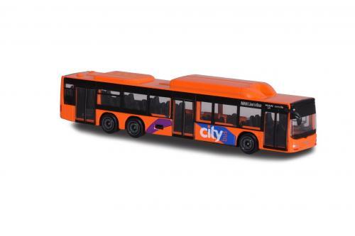 Autobuz de jucarie Majorette - City Bus - Masinute copii -