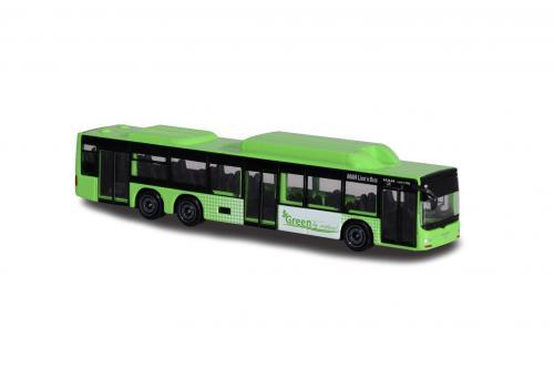 Autobuz de jucarie Majorette - Green By Nature - Masinute copii -