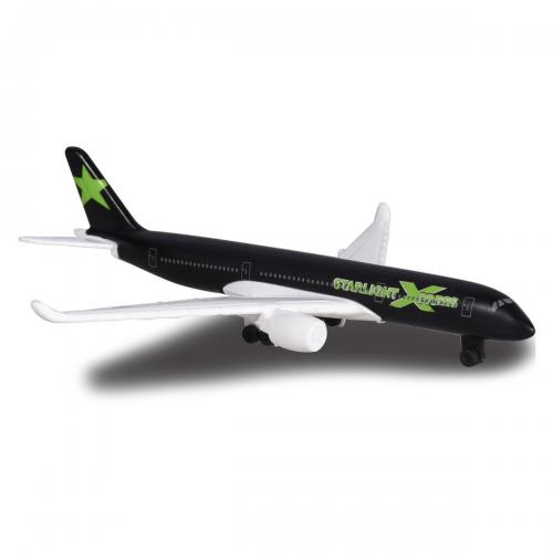 Avion Fantasy Airplane Majorette - Starlight - 13 cm - Masinute copii -