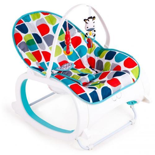 Balansoar Ecotoys 88971 - Camera copilului - Balansoare bebelusi