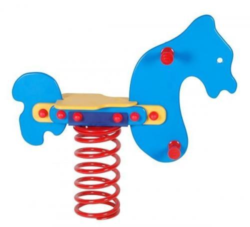 Balansoar pe arcuri tip cal - Balansoare copii -