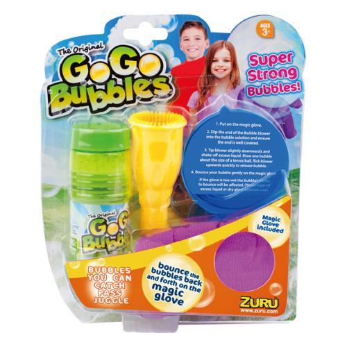 Baloane de sapun Go Go Bubbles - Jucarii copii -