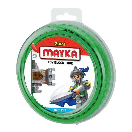 Banda adeziva Zuru Mayka Standard Small - Verde - Jucarii de constructie -