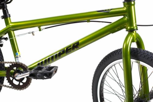 Bicicleta copii Bmx Dhs Jumper 2005 verde 20 inch - Biciclete copii  -