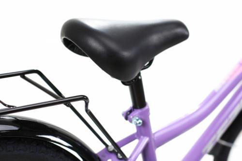 Bicicleta copii Dhs 2002 violet 20 inch - Biciclete copii  -