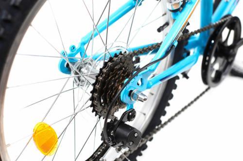 Bicicleta copii Dhs 2021 albastru deschis 20 inch - Biciclete copii  -