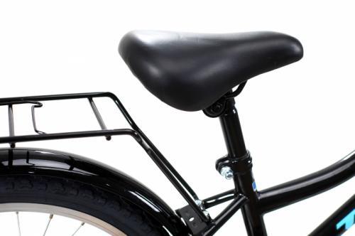 Bicicleta copii Dhs Terrana 2001 negru 20 inch - Biciclete copii  -