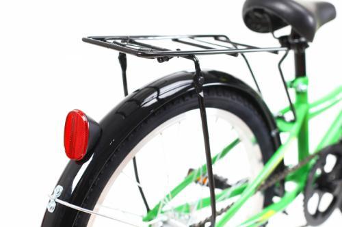Bicicleta copii Dhs Terrana 2001 verde 20 inch - Biciclete copii  -