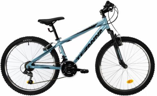 Bicicleta copii Dhs Terrana 2423 albastru 20 inch - Biciclete copii  -
