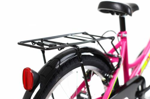 Bicicleta copii Kreativ 2014 roz 20 inch - Biciclete copii  -