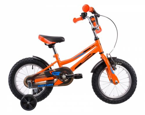Bicicleta copii Venture 1417 portocaliu 14 inch - Biciclete copii  -