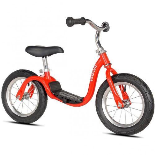 Bicicleta fara pedale V2S Kazam Rosu - Biciclete copii  -