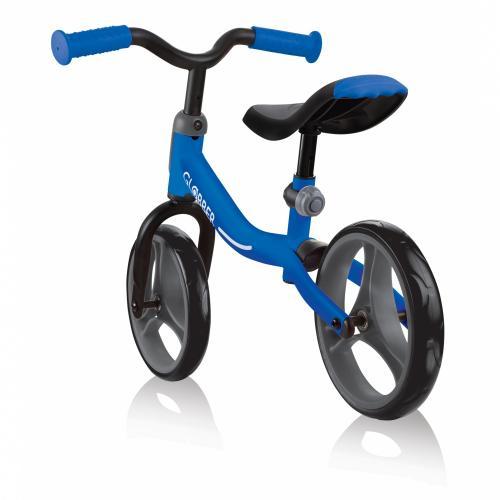 Bicicleta Globber Go Bike fara pedale 85 inch albastra - Biciclete copii  -