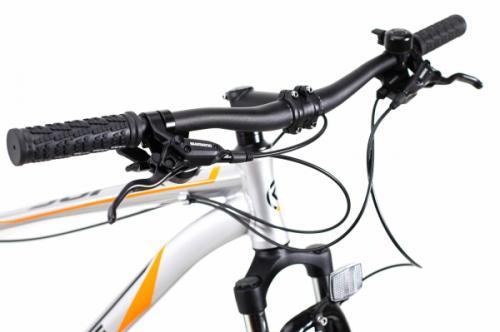 Bicicleta Mtb Afisport 2921 Supra M gri 29 inch - Biciclete copii  -