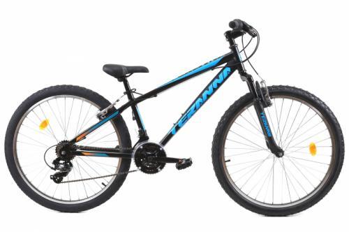 Bicicleta Mtb Dhs Terrana 2623 albastru 26 inch - Biciclete copii  -