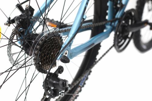 Bicicleta Mtb Dhs Terrana 2625 S albastru deschis 26 inch - Biciclete copii  -