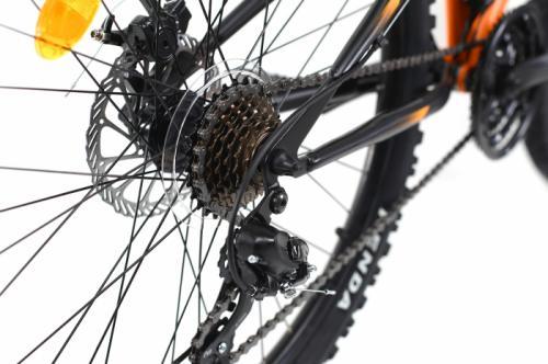 Bicicleta Mtb Dhs Terrana 2645 M portocaliu 26 inch - Biciclete copii  -