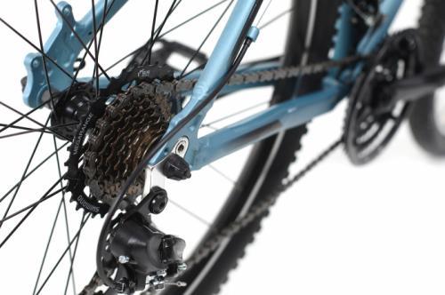 Bicicleta Mtb Dhs Terrana 2723 M albastru bleu 275 inch - Biciclete copii  -