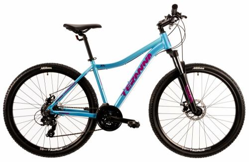 Bicicleta Mtb Dhs Terrana 2724 S albastru deschis 275 inch - Biciclete copii  -