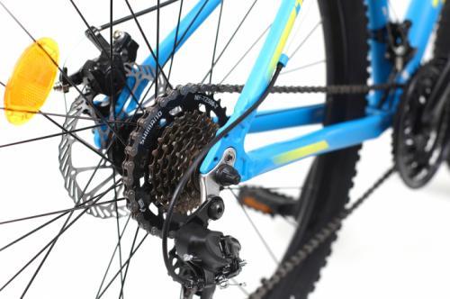 Bicicleta Mtb Dhs Terrana 2725 M albastru 275 inch - Biciclete copii  -