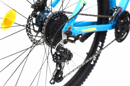Bicicleta Mtb Dhs Terrana 2727 S albastru 275 inch - Biciclete copii  -