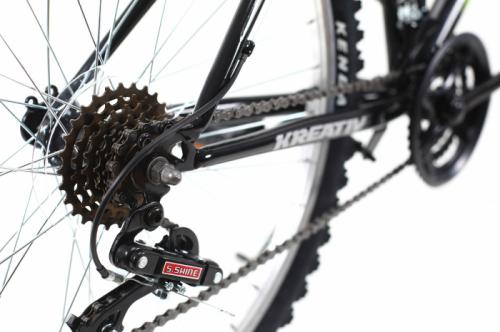Bicicleta Mtb Kreativ 2604 M negru 26 inch - Biciclete copii  -