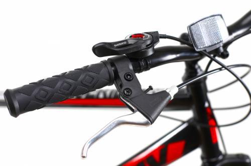 Bicicleta Mtb Kreativ 2605 M negru rosu 26 inch - Biciclete copii  -