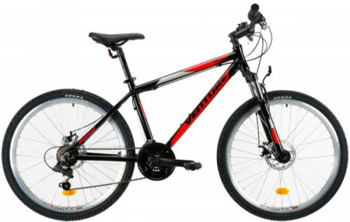 Bicicleta Mtb Venture 2621 M negru rosu 26 inch - Biciclete copii  -