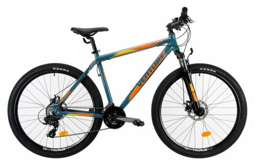 Bicicleta Mtb Venture 2721 L gri 275 inch - Biciclete copii  -