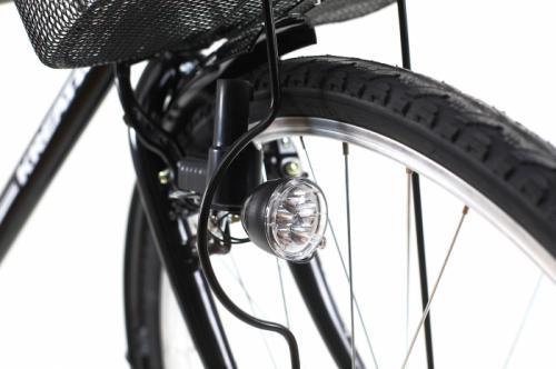 Bicicleta oras Kreativ 2811 L argintiu 28 inch - Biciclete copii  -