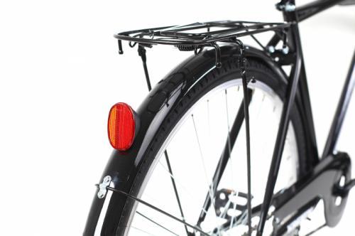 Bicicleta oras Kreativ 2811 L negru 28 inch - Biciclete copii  -