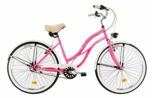 Bicicleta oras Venture 2694 roz M 26 inch - Biciclete copii  -