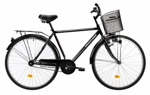 Bicicleta oras Venture 2817 negru 28 inch - Biciclete copii  -