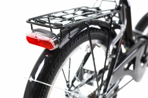 Bicicleta pliabila Dhs 2092 gri 20 inch - Biciclete copii  -