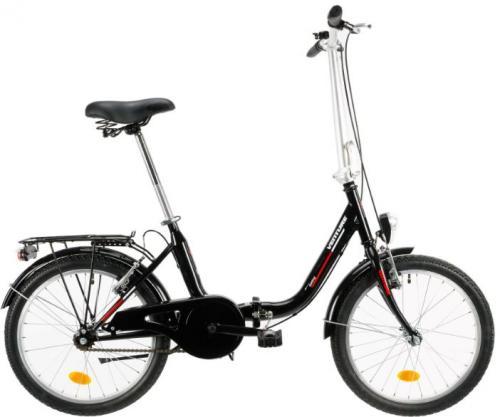 Bicicleta pliabila Venture 2090 negru 20 inch - Biciclete copii  -
