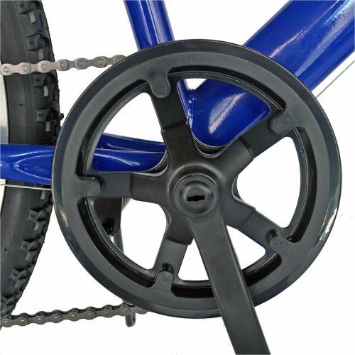 Bicicleta Urban 26 Rich R2673A 6 viteze culoare albastruverde - Biciclete copii  -