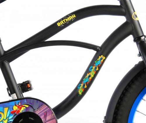 Bicicleta Volare Batman 18 inch - Biciclete copii  -