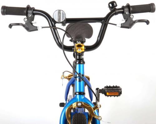 Bicicleta Volare Cool Rider 16 inch albastra - Biciclete copii  -