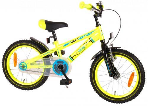 Bicicleta Volare Electric Neon 16 inch - Biciclete copii  -