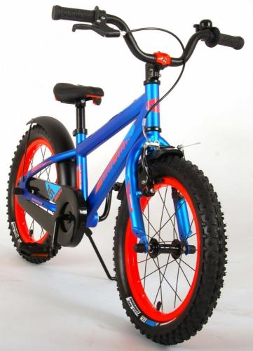 Bicicleta Volare Rocky 16 inch albastra - Biciclete copii  -