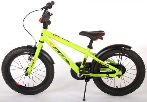 Bicicleta Volare Rocky 16 inch verde - Biciclete copii  -
