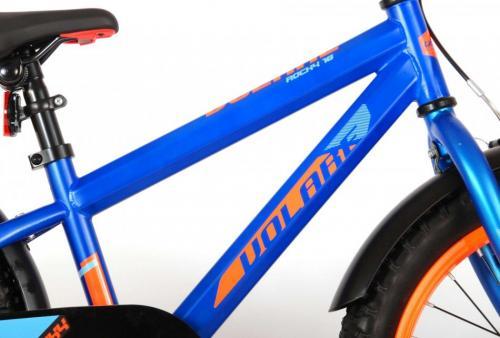 Bicicleta Volare Rocky 18 inch albastra - Biciclete copii  -