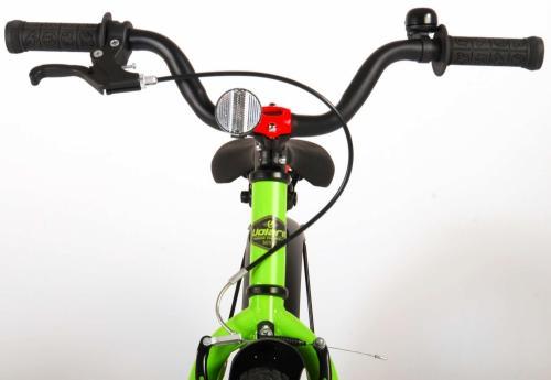 Bicicleta Volare Rocky 18 inch verde - Biciclete copii  -