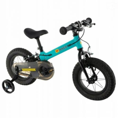 Bicicleta Winner WB1208 Albastru - Biciclete copii  -