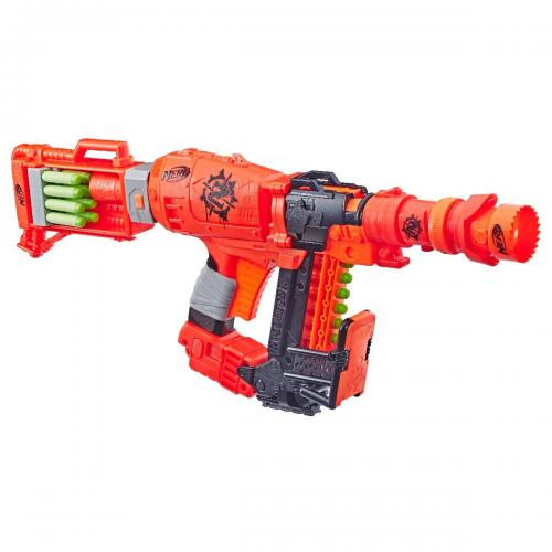 Blaster Nerf Zombie Strike Nailbiter Zoom and Doom - Jocuri in aer liber -