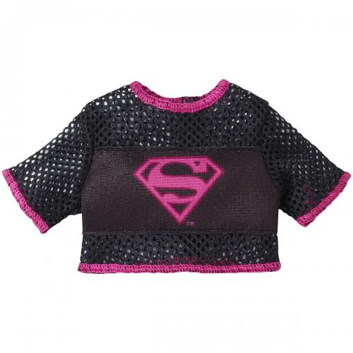 Bluza pentru papusa Barbie Supergirl FXJ84 - Papusi fetite -